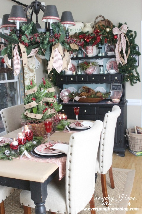 A Farmhouse Christmas The Everyday Home