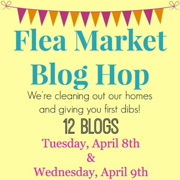 Flea Market Blog Hop at The Everyday Home Blog
