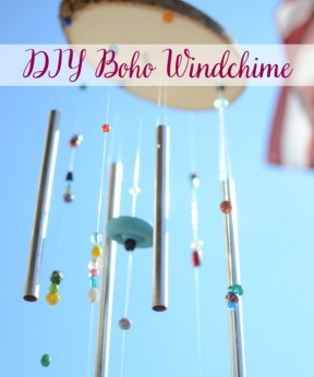 How to Make a Windchime