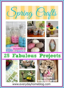 25 Fabulous Spring Projects