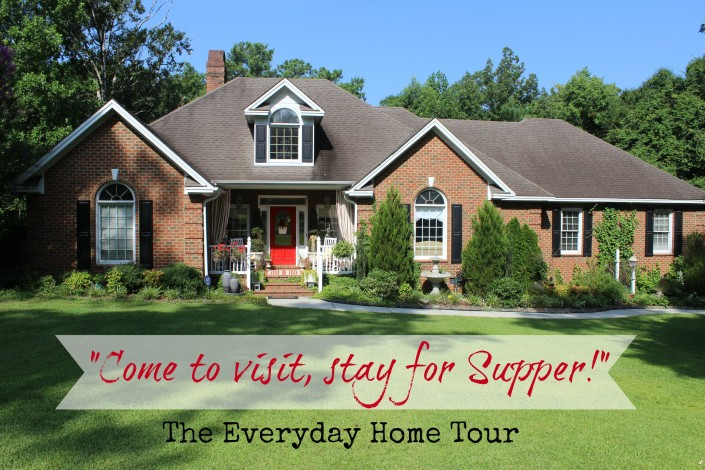 The Everyday Home Tour!