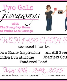 Enter to Win a $450 CASH Giveaway!