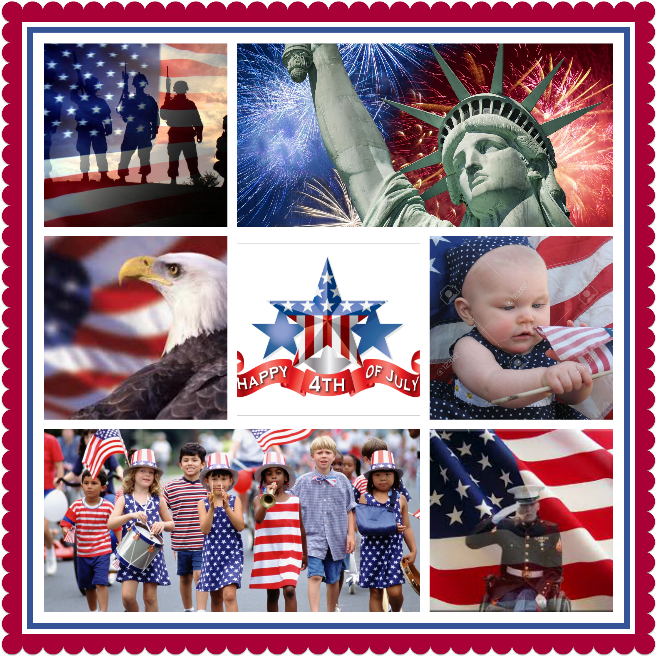 Happy Independence Day, America from The Everyday Home | www.everydayhomeblog.com