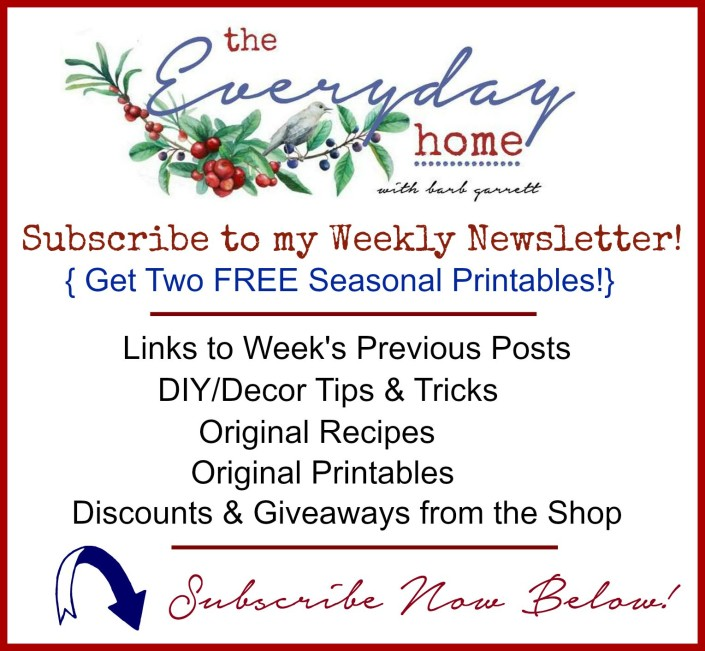 My Newsletter!!